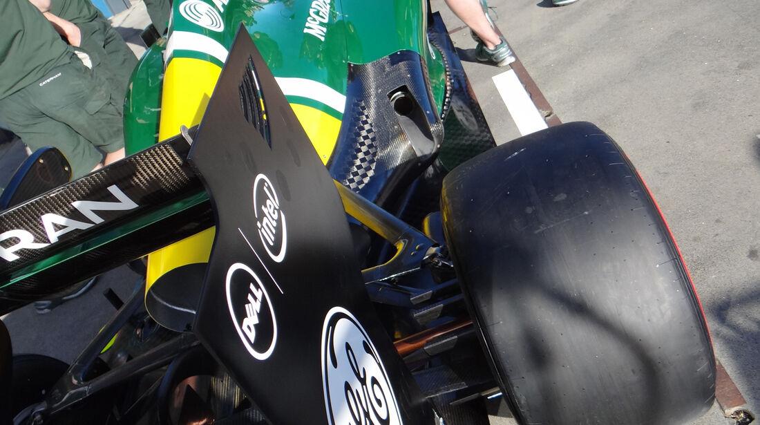 Caterham - Formel 1 - GP Australien - 14. März 2013
