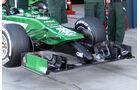 Caterham - Formel 1 - GP Australien - 14. März 2014