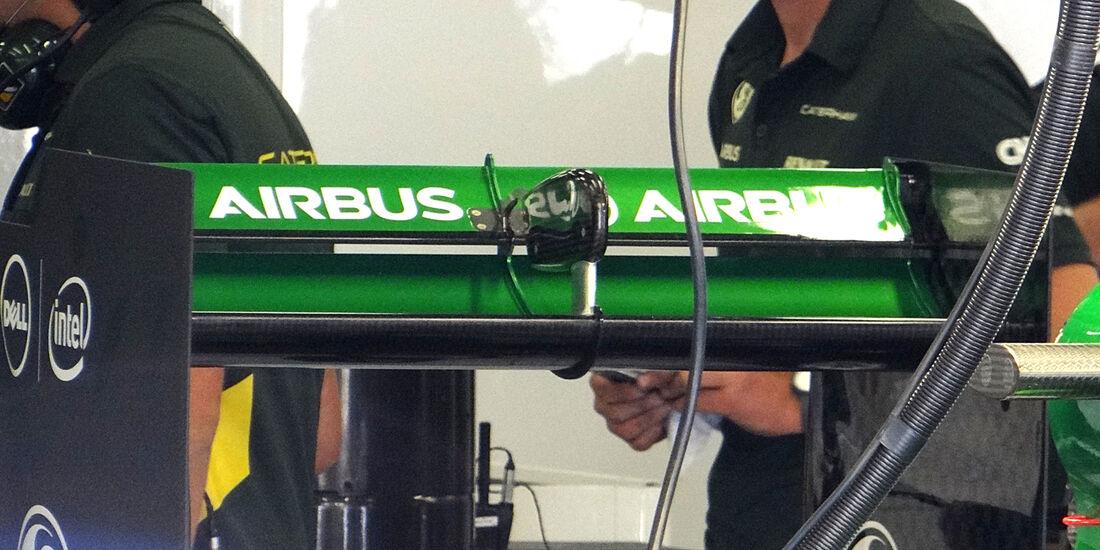 Caterham - Formel 1 - GP Belgien - Spa-Francorchamps - 22. August 2013