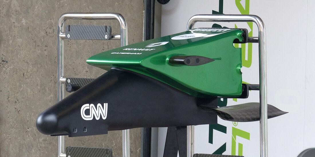 Caterham - Formel 1 - GP China - Shanghai - 16. April 2014