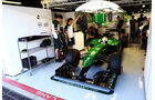 Caterham - Formel 1 - GP Italien - 6. September 2014