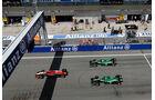 Caterham - Formel 1 - GP Österreich 2014