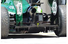 Caterham - GP Bahrain 2014 Technik