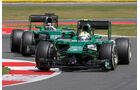 Caterham - GP England 2014
