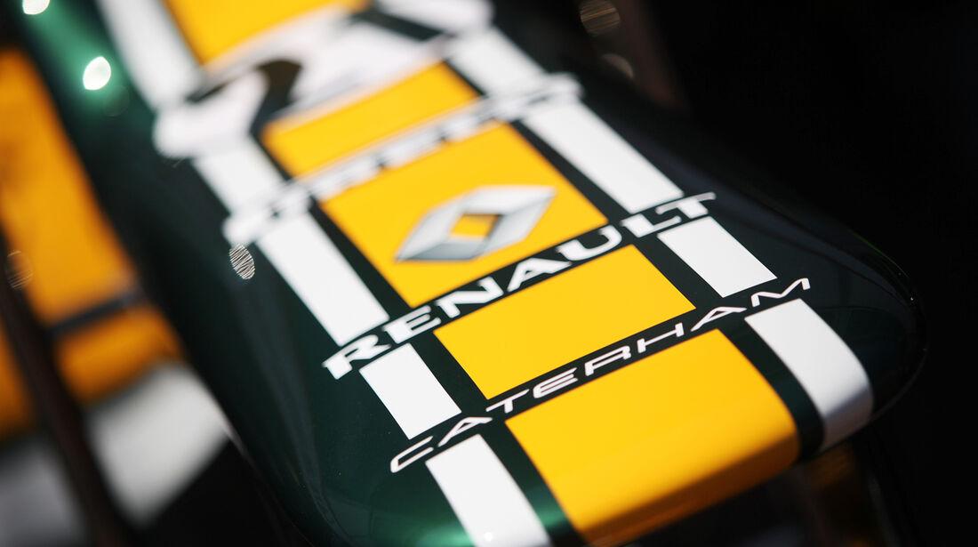 Caterham - GP Monaco - 23. Mai 2012