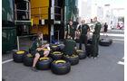 Caterham - GP Spanien - 10. Mai 2012