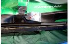 Caterham - Jerez-Test - Formel 1 - 2014