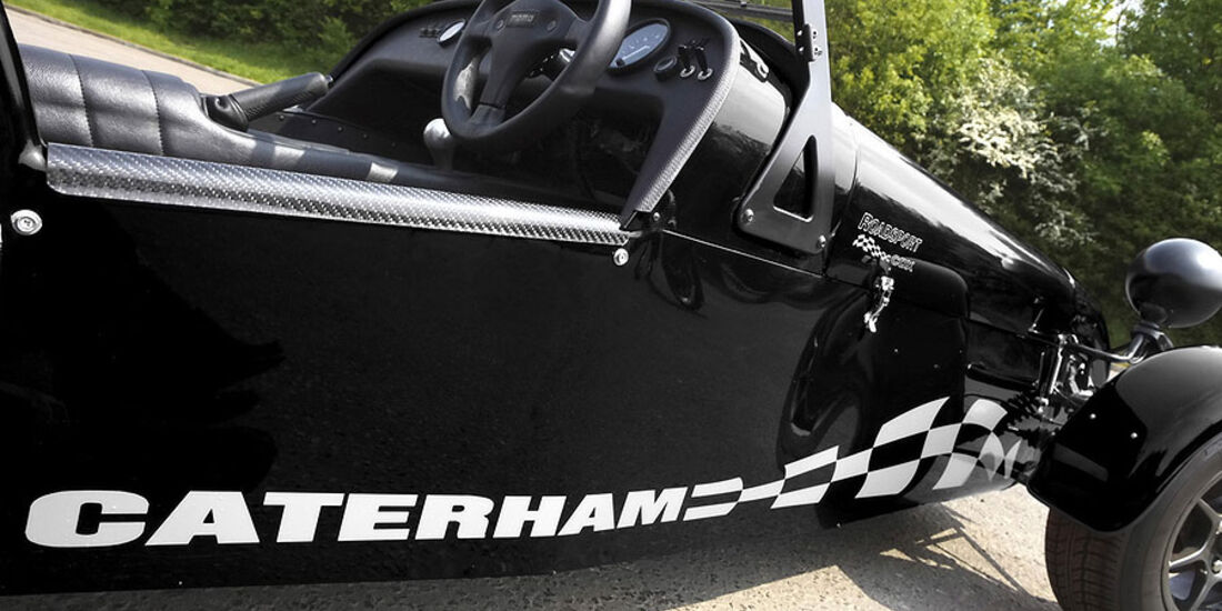 Caterham Seven CDX Limited Edition (2008)