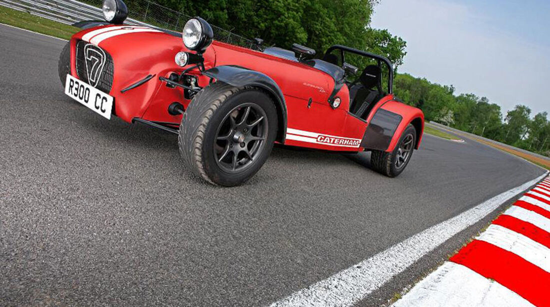 Caterham Superlight R300
