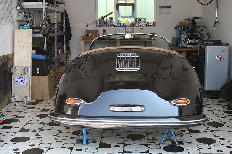 porsche 356 und 550 spyder replikas auto motor und sport. Black Bedroom Furniture Sets. Home Design Ideas