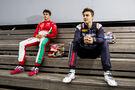 Charles Leclerc & Artem Markelov - Formel 2 - 2017