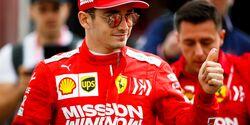 Charles Leclerc - Ferrari - Formel 1 - GP Monaco - 23. Mai 2019