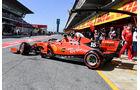 Charles Leclerc - Ferrari - Formel 1 - GP Spanien - Barcelona - 10. Mai 2019