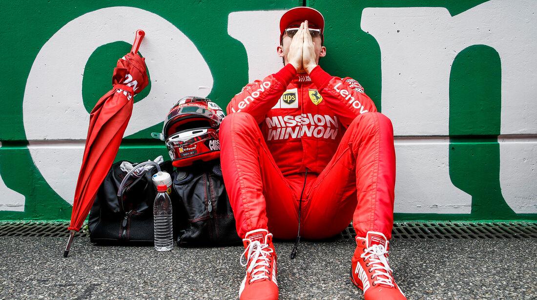 Charles Leclerc - Ferrari - GP China 2019 - Shanghai