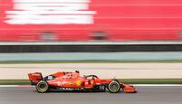 Charles Leclerc - Ferrari - GP China - Shanghai - Formel 1 - Freitag - 12.4.2019