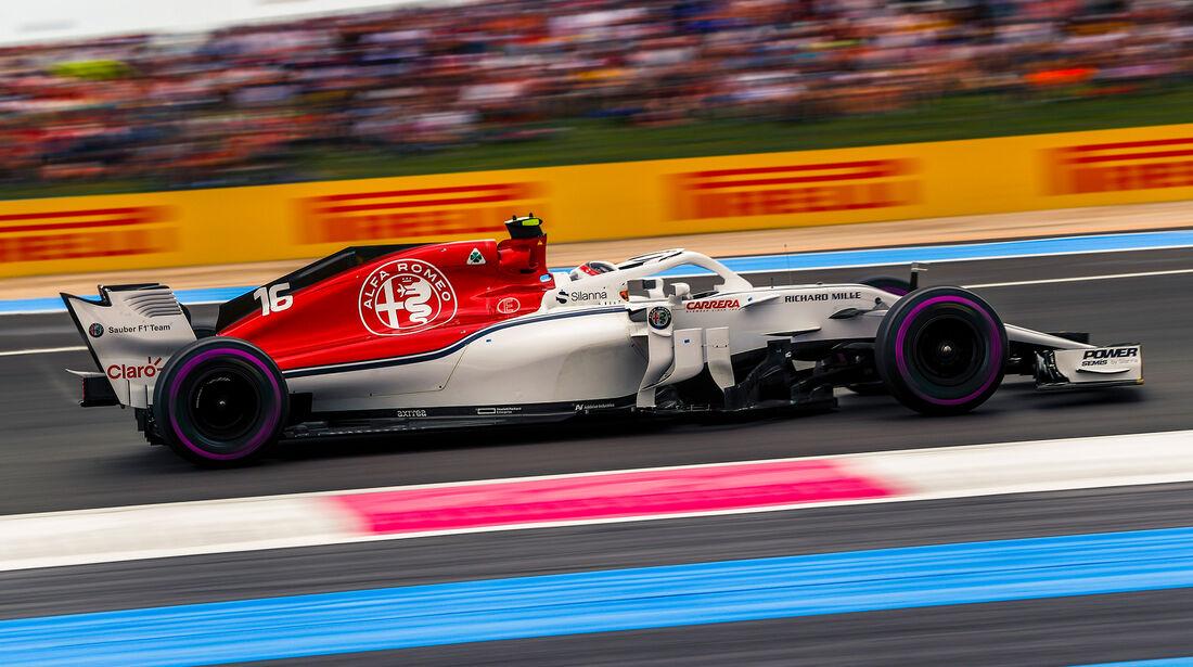 Charles Leclerc - Formel 1 - GP Frankreich 2018