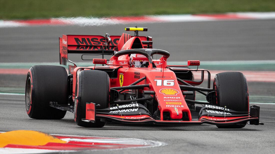 Charles Leclerc - Formel 1 - GP Spanien 2019