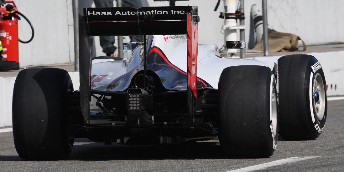 Charles Leclerc - HaasF1 - GP Deutschland - Formel 1 - 29. Juli 2016