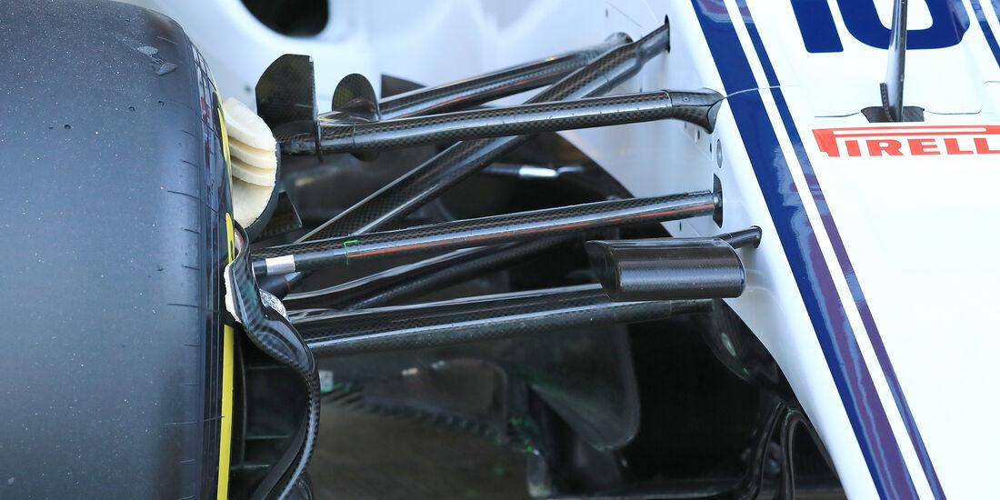 Charles Leclerc - Sauber - F1-Test - Barcelona - Tag 8 - 9. März 2018