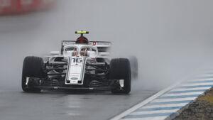 Charles Leclerc - Sauber - GP Deutschland 2018 - Hockenheim