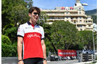Charles Leclerc - Sauber - GP Monaco - Formel 1 - Mittwoch - 23.5.2018