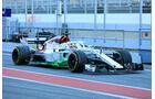 Charles Lelerc - Sauber - F1-Test - Barcelona - Tag 5 - 6. März 2018