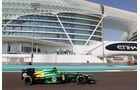 Charles Pic  - Formel 1 - GP Abu Dhabi - 01. November 2013