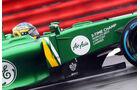 Charles Pic - Formel 1 - GP England - 28. Juni 2013