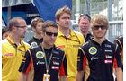 Charles Pic - Formel 1 - GP Italien - 4. September 2014