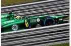 Charles Pic - GP Brasilien 2013