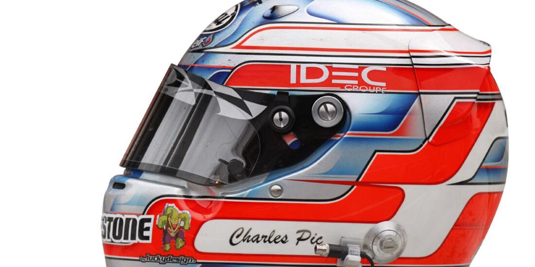 Charles Pic Helm GP2