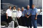 Charlie Whiting - Brabham-Reunion - GP Brasilien 2011