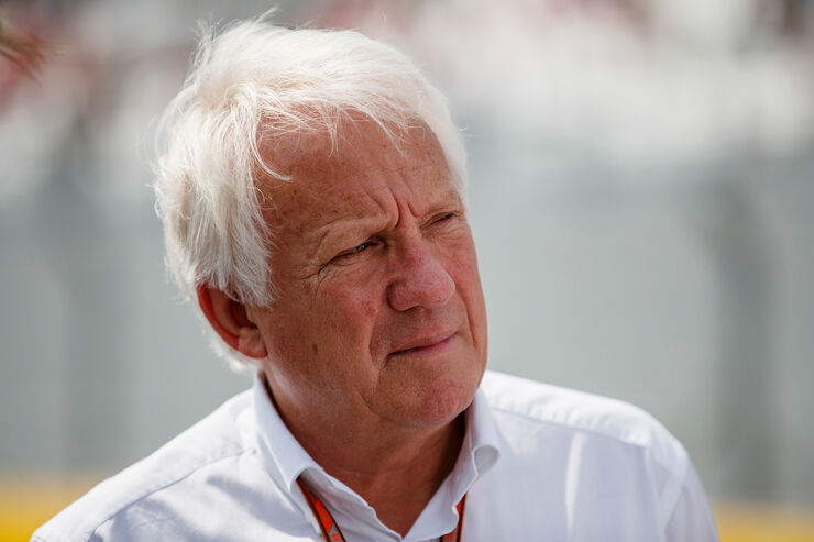 Charlie Whiting - Formel 1 - 2018
