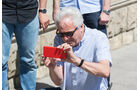 Charlie Whiting & Hermann Tilke - Inspektion - Baku Street Circuit 2016