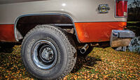 Chevrolet Blazer K-5, Rad, Felge