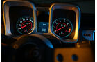 Chevrolet Camaro, Anzeigeinstrumente