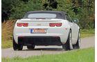 Chevrolet Camaro Cabriolet 6.2 V8, Heckansicht