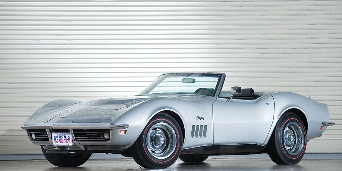 Chevrolet Corvette 427/435 Convertible (Frontansicht)