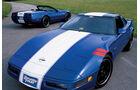 Chevrolet Corvette C4 Grand Sport, Frontansicht