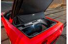 Chevrolet Corvette C5, Kofferraum