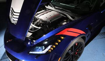 Chevrolet Corvette Grand Sport, Motor