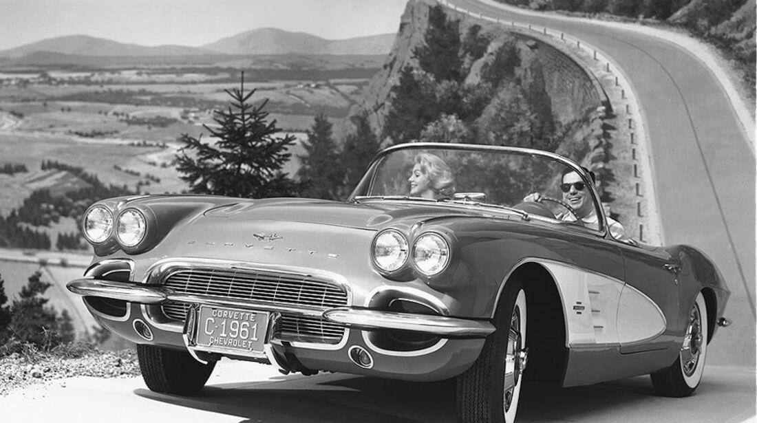 Chevrolet, Corvette, IAA 1961