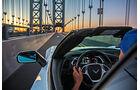 Chevrolet Corvette, New York, Impression