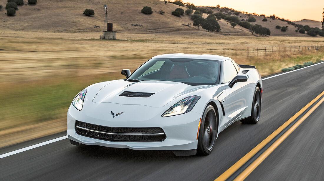 Chevrolet Corvette Stingray - Serie - Coupes bis 100000 Euro - sport auto Award 2019