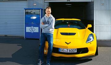 Corvette Z06 Im Test Auto Motor Und Sport