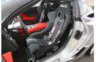 Chevrolet Corvette Z06, Interieur