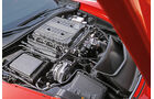 Chevrolet Corvette Z06 Z07 Performance, Motor
