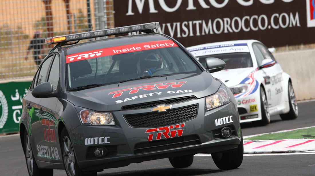 Chevrolet Cruze Safety Car