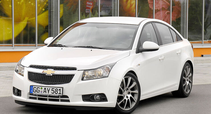 Chevrolet Cruze Sonderedition Irmscher