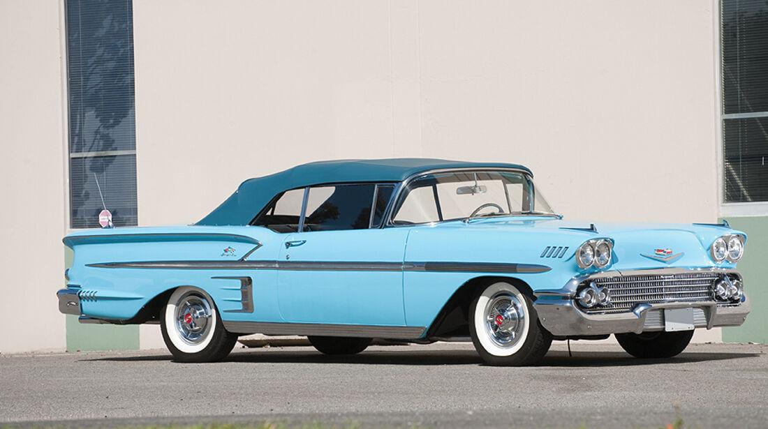 Chevrolet Impala Sport Convertible (Frontansicht)